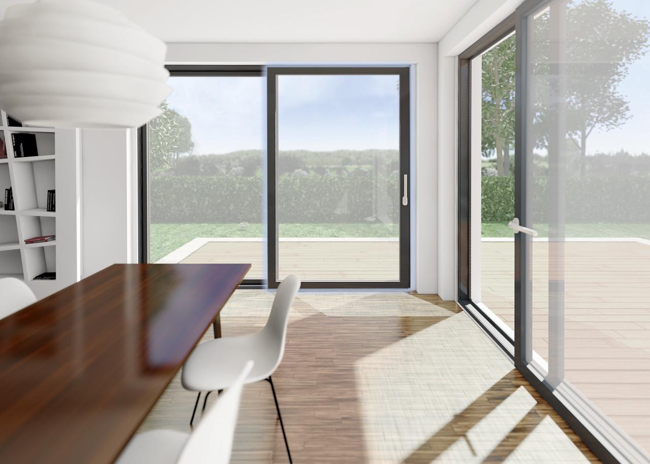 Mb fensterfabriken duoport pas for Schiebefenster konfigurator